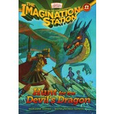 Hunt for the Devil's Dragon, Adventures In Odyssey: Imagination Station, Book 11, by Marianne Hering