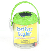Insect Lore, Best Ever Bug Jar, Green, Ages 4 Years and Older, 2 Pieces