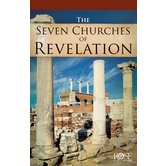 The Seven Churches of Revelation, by Rose Publishing, Pamphlet