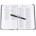 ESV Thinline Bible, Large Print, TruTone, Black