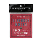 Christian Art Gifts, 101 Lunchbox Notes with Knock-Knock Jokes for Kids, by Rob Elliot
