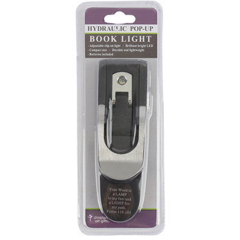 Christian Art, Hydraulic Pop-Up Booklight, 1 1/2 x 4 3/4