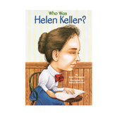 Who Was Helen Keller?, by Gare Thompson and Nancy Harrison