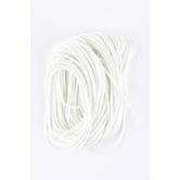 #95 Parachute Cord, White, 3/16 inches x 50 feet
