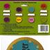 Teacher Created Resources, Confetti Class Jobs Mini Bulletin Board Set, 49 Pieces