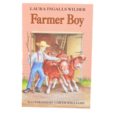 Farmer Boy, Little House Series, Volume 2, by Laura Ingalls Wilder and Garth Williams, Paperback