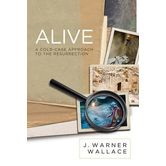 Alive: A Cold-Case Approach To The Resurrection, by J. Warner Wallace, Mini Book
