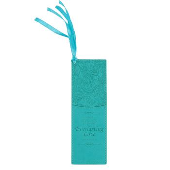 Christian Art, Everlasting Love Tassel Bookmark, 2 x 6 inches