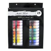 The Master's Touch, Acrylic Paint Set, Assorted Colors, 24 Count