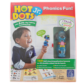 Educational Insights, Hot Dots Jr. Phonics Fun Interactive Set, Ages 4-7