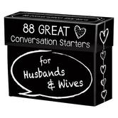 Christian Art Gifts, Great Conversation Starters for Husbands and Wives, 44 Cards