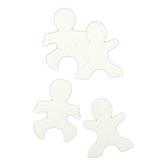 Roylco, Customizable Kids Puzzle Pieces, Set of 24