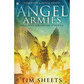 Angel Armies: Releasing the Warriors of Heaven, by Tim Sheets, Paperback