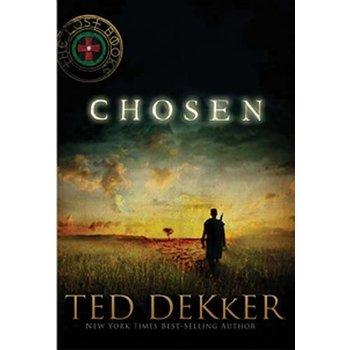 Chosen, Lost Books Series, Book 1, by Ted Dekker, Paperback