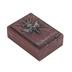 Roman, Inc., Confirmation Keepsake Box, Resin, Woodgrain, 2 x 2 7/8 x 7/8 inches