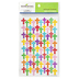 Renewing Minds, Cross Mini Incentive Stickers, Assorted Colors, 800 Stickers