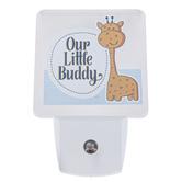 Dexsa, Our Little Buddy Giraffe Night Light, Plastic, 3 x 4 1/2 inches