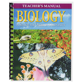 Christian Liberty Press, Biology A Search For Order in Complexity Teachers Manual, 2nd Ed., Grades 10-12