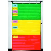 Adjustable Pocket Chart