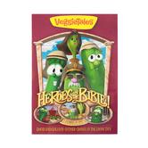 VeggieTales, Heroes of the Bible Volume 1: Lions, Shepherds and Queens (Oh My!), DVD
