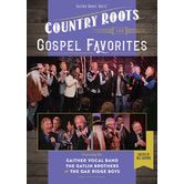 Country Roots And Gospel Favorites, by Various Artists, DVD