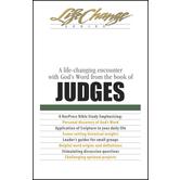 Judges, LifeChange Bible Study Series, by  Discipleship Journal