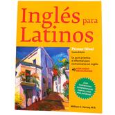 Ingles Para Latinos primer nivel con audio en linea, English for Latinos 1 with Online Audio, ESL