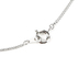 H.J. Sherman, Cross, Women's Necklace, Sterling Silver and 18K Gold, 18 inches