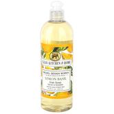 Michel Design Works, Lemon Basil Dish Soap, 16 ounces