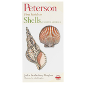 Peterson First Guide to Shells of North America, Paperback, Grades 3-12 and adults