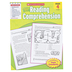 Scholastic, Success with Reading Comprehension Activity Book, 48 Pages, Reproducible Paperback, Grade 4