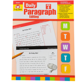 Evan-Moor, Daily Paragraph Editing Teacher's Edition, Paperback, 176 Pages, Grade 4