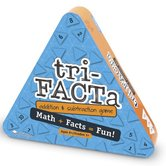 Learning Resources, Tri-FACTa Addition & Subtraction Game, Ages 6 Years and Older, 2 to 4 Players