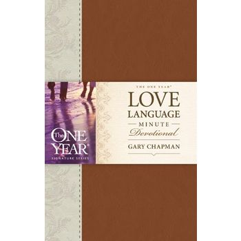 The One Year Love Language Minute Devotional, by Gary Chapman