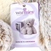 Warmies Cozy Plush Bear, Microwavable, Lavender Scent, Light Brown, 13 inches