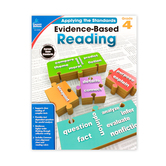 Carson-Dellosa, Evidence-Based Reading, Applying the Standards, Reproducible Paperback, Grade 2