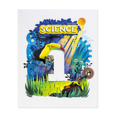 BJU Press, Science 1 Student Text, 4th Edition, Paperback, Grade 1