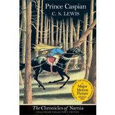 Prince Caspian, The Chronicles of Narnia, Book 4, by C. S. Lewis, Paperback