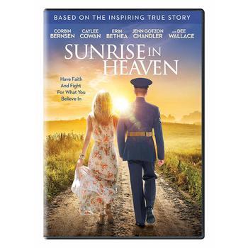 Sunrise In Heaven, DVD