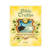 BJU Press, Bible Truths 6 Worktext, 4th Edition, Grade 6