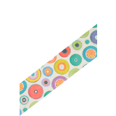 Renewing Minds, Wide Border Trim, 38 Feet, Round Paisley, Multi-Colored