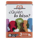 Lucianos Gifts, Quien Lo Hizo Spanish Bible Question Card Game, 150 Questions
