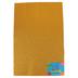 Silly Winks, Glitter Foam Sheet, 12 x 18 Inches, 1 Each, Gold