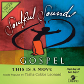 This Is A Move, Accompaniment Track, As Made Popular by Tasha Cobbs Leonard, CD