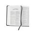 KJV Value Thinline Compact Bible, Imitation Leather, Black