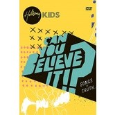 Can You Believe It!: Songs of Truth, by Hillsong Kids, DVD