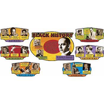 Black History Bulletin Board