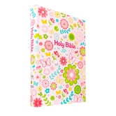 ICB Sequin Sparkles Bible, Hardcover