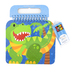 Stephen Joseph, Dino Sketch Pad, 9 1/2 x 9 Inches