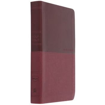 NKJV Value Thinline Compact Bible, Imitation Leather, Multiple Colors Available